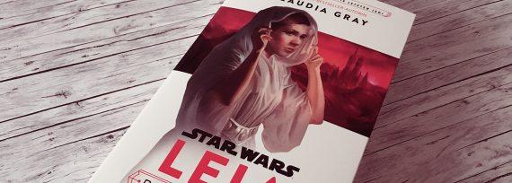 Das Cover von Star Wars: Leia, Prinzessin von Alderaan bildet die junge Leia Organa ab.