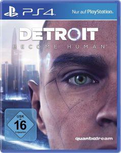 Detroit Become Human jetzt vorbestellen!