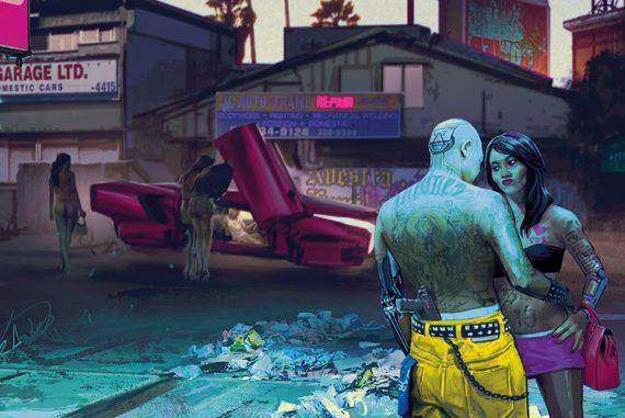 Endlich Neues zu Cyberpunk 2077