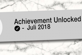 Monatsrückblick Juli 2018