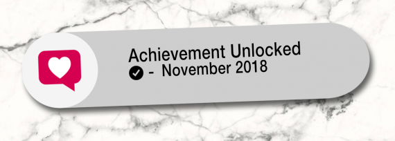 Achivement Unlocked Monatsrückblick 2018