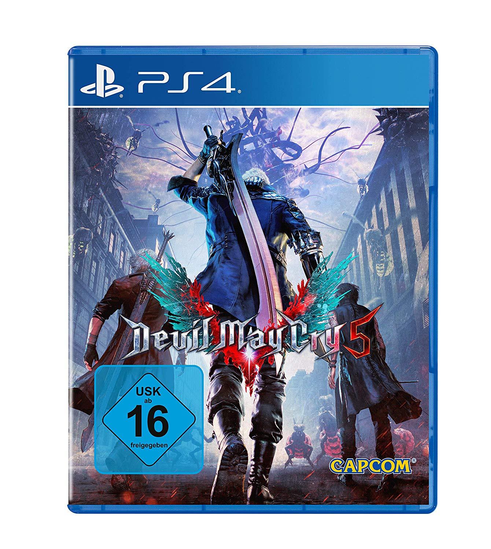 Devil May Cry 5 jetzt auf Amazon vorbestellen