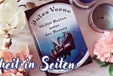 """Jules Vernes Roman """"20.000 Meilen unter den Meeren"""""""