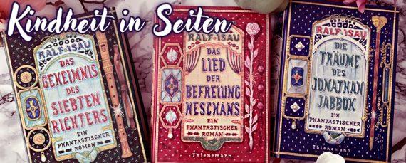 Gastautor David schreibt über seine liebste Kinderbuch-Reihe, die Neschan-Trilogie.