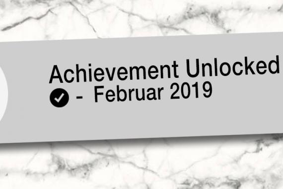 Monatsrückblick Februar 2019
