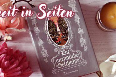 """Das Cover des Buches """"Die unendliche Geschichte"""" von Michael Ende"""