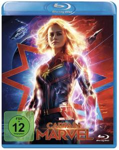 Captain Marvel jetzt vorbestellen auf Amazon!