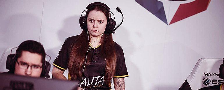 Jessica Boden, eSports Coach und Analyst