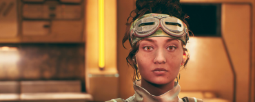 Parvati aus The Outer Worlds