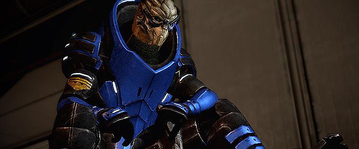 Mass Effect – Garrus